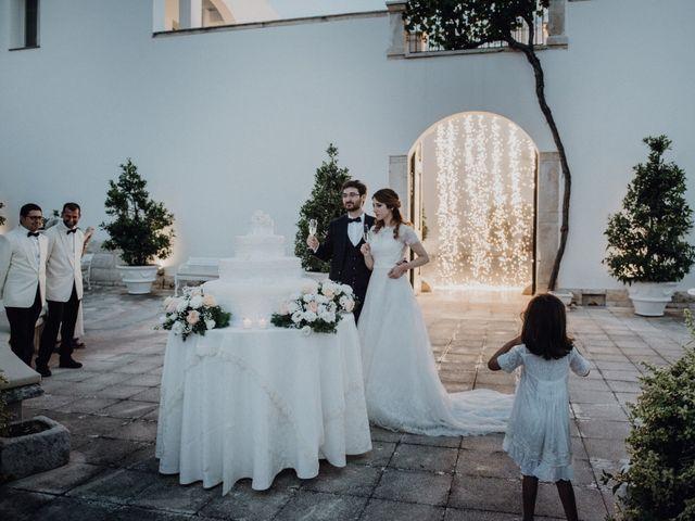 Il matrimonio di Paolo e Alessandra a Molfetta, Bari 82