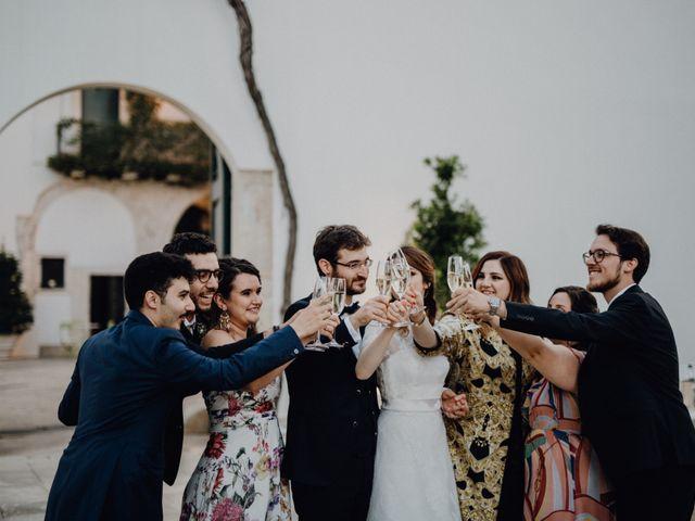 Il matrimonio di Paolo e Alessandra a Molfetta, Bari 84