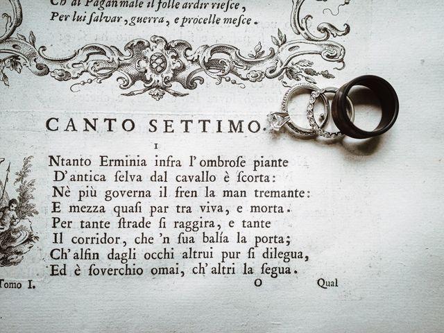 Il matrimonio di Stephen e Amy a Siena, Siena 3