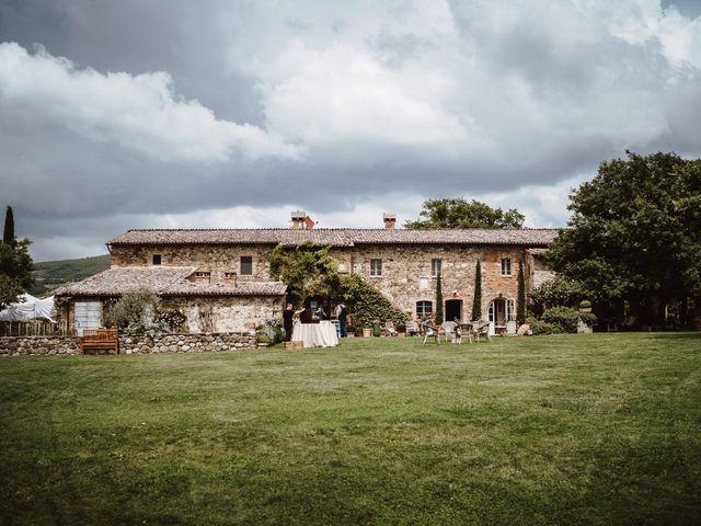 Il matrimonio di Stephen e Amy a Siena, Siena 4