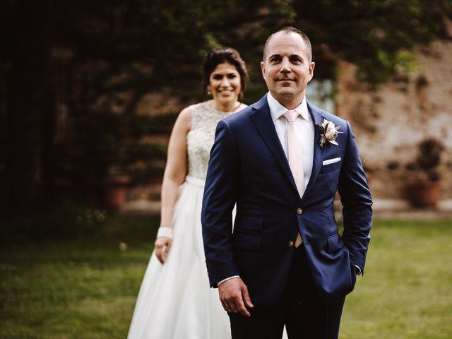 Il matrimonio di Stephen e Amy a Siena, Siena 8