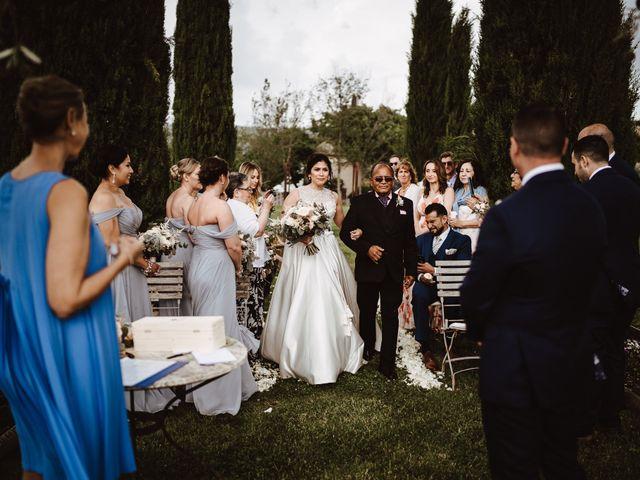 Il matrimonio di Stephen e Amy a Siena, Siena 11