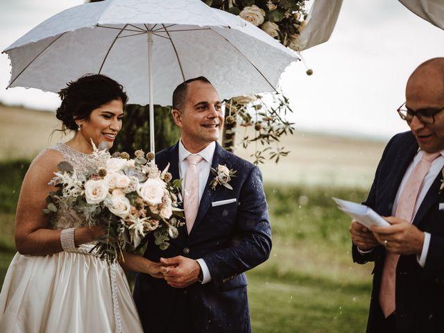 Il matrimonio di Stephen e Amy a Siena, Siena 13