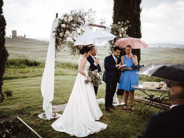 Il matrimonio di Stephen e Amy a Siena, Siena 14