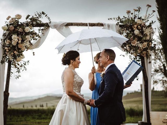 Il matrimonio di Stephen e Amy a Siena, Siena 15