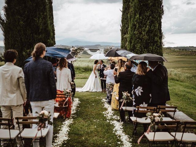 Il matrimonio di Stephen e Amy a Siena, Siena 18