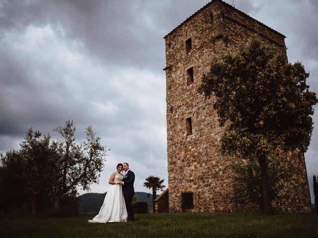 Il matrimonio di Stephen e Amy a Siena, Siena 25