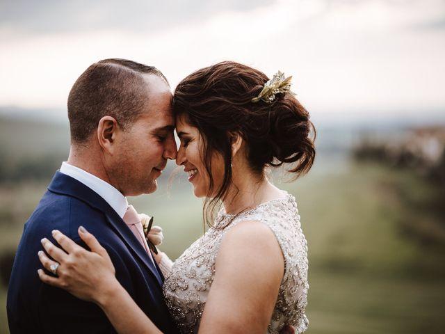 Il matrimonio di Stephen e Amy a Siena, Siena 26