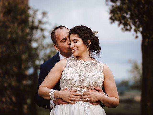 Il matrimonio di Stephen e Amy a Siena, Siena 27