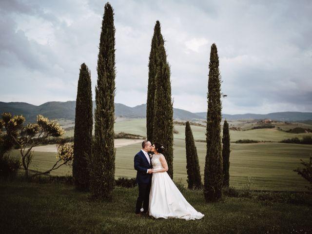 Il matrimonio di Stephen e Amy a Siena, Siena 1