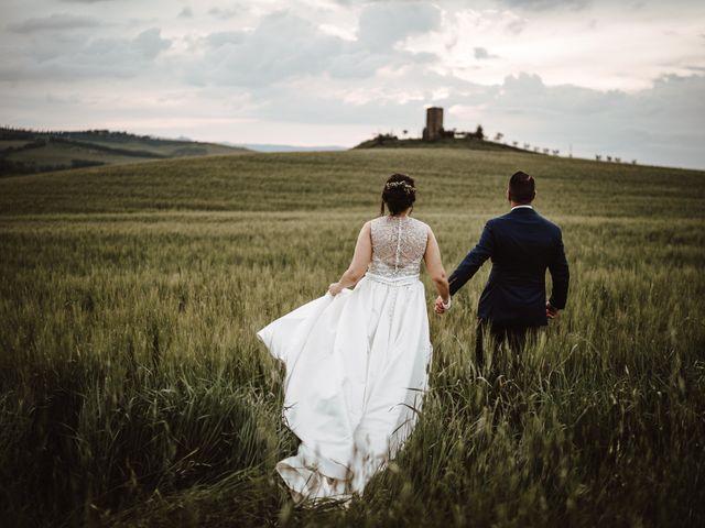 Il matrimonio di Stephen e Amy a Siena, Siena 2