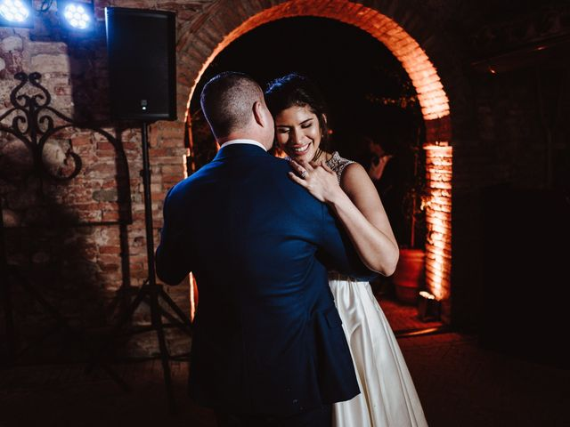 Il matrimonio di Stephen e Amy a Siena, Siena 31
