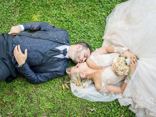 Le nozze di Roberta e Daniel