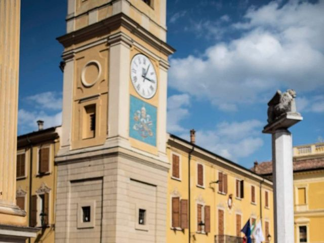 Il matrimonio di Davide  e Debora  a Boretto, Reggio Emilia 4