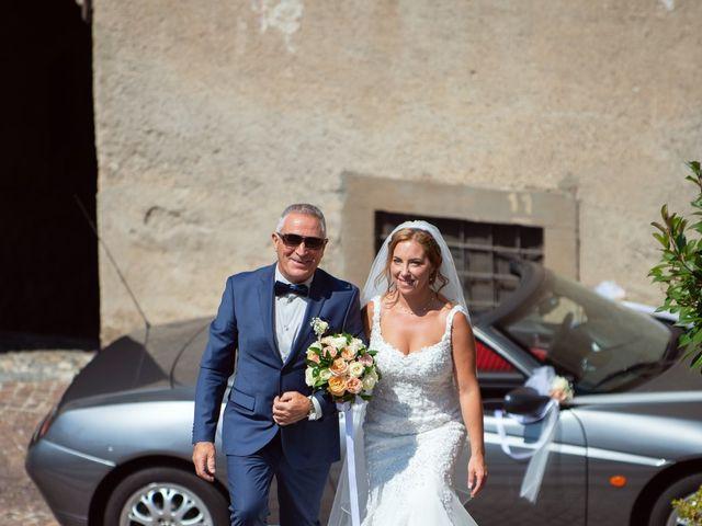 Il matrimonio di Andrea e Angela a Palazzago, Bergamo 3