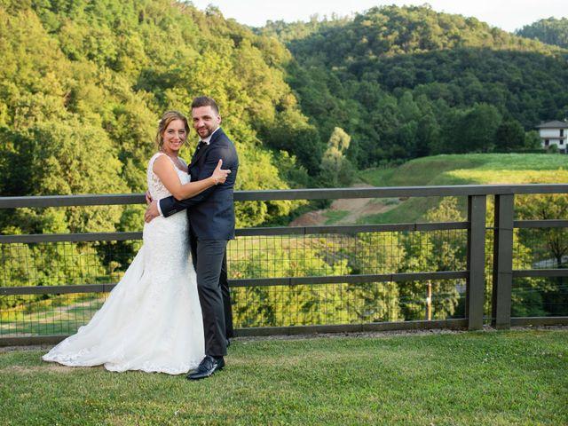 Il matrimonio di Andrea e Angela a Palazzago, Bergamo 5