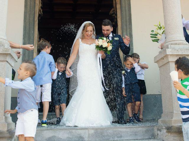 Il matrimonio di Andrea e Angela a Palazzago, Bergamo 9