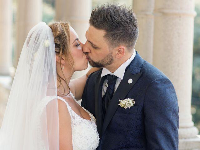 Il matrimonio di Andrea e Angela a Palazzago, Bergamo 10