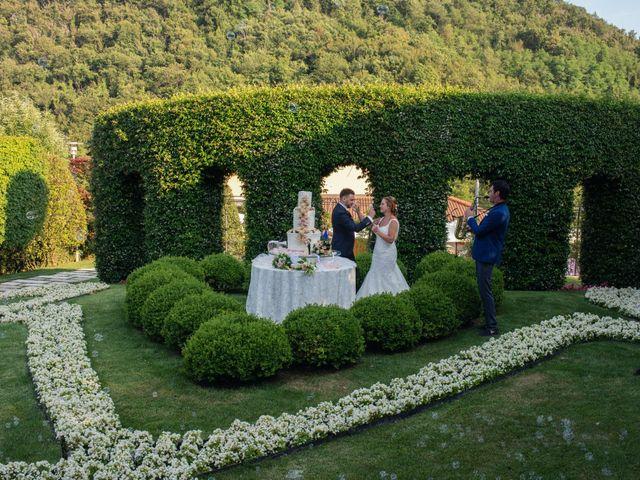 Il matrimonio di Andrea e Angela a Palazzago, Bergamo 12