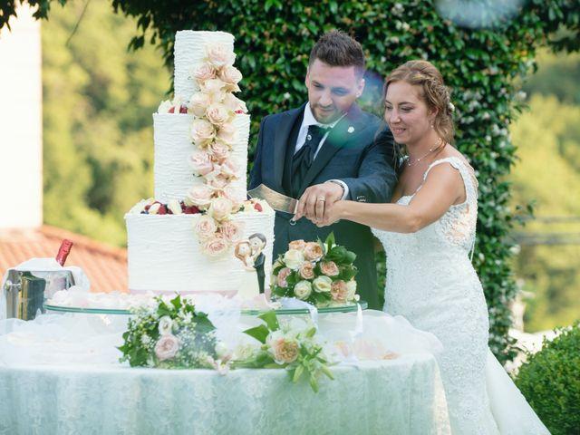 Il matrimonio di Andrea e Angela a Palazzago, Bergamo 20