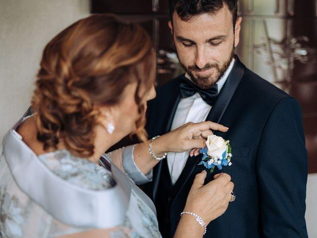 Il matrimonio di Stefano e Mariangela a Cantù, Como 5