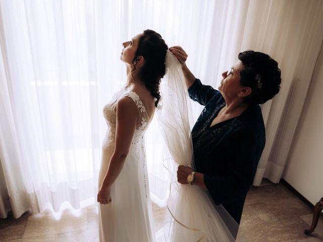 Il matrimonio di Stefano e Mariangela a Cantù, Como 13