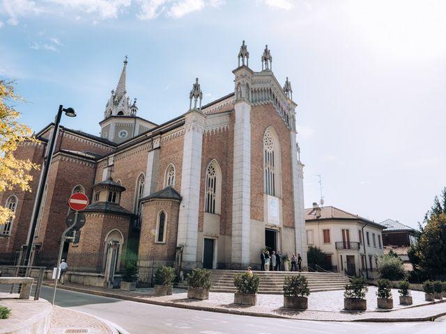 Il matrimonio di Stefano e Mariangela a Cantù, Como 15