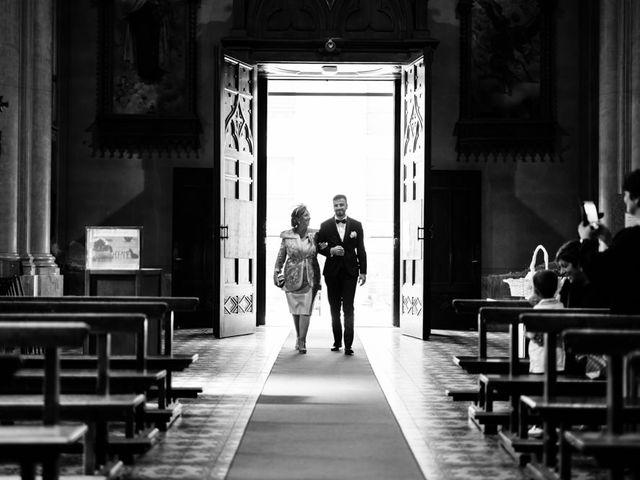 Il matrimonio di Stefano e Mariangela a Cantù, Como 18