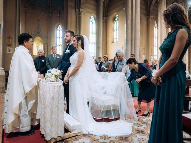 Il matrimonio di Stefano e Mariangela a Cantù, Como 25