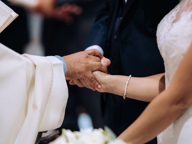 Il matrimonio di Stefano e Mariangela a Cantù, Como 31