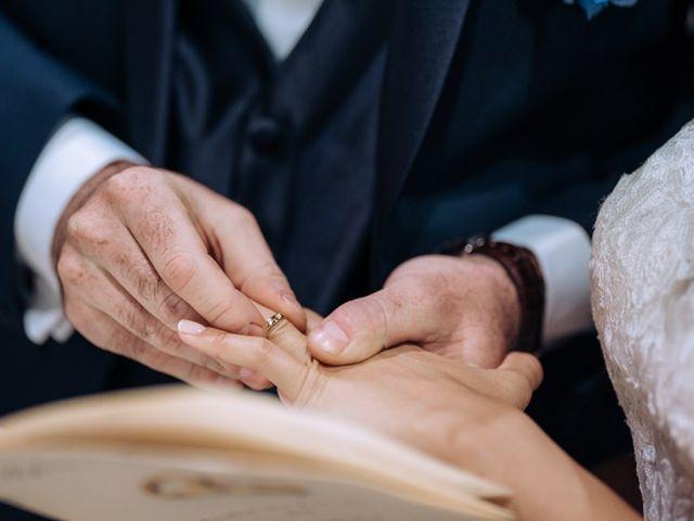 Il matrimonio di Stefano e Mariangela a Cantù, Como 32