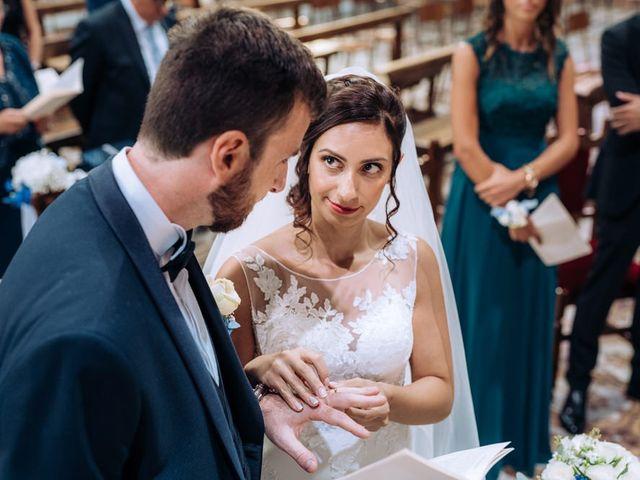 Il matrimonio di Stefano e Mariangela a Cantù, Como 33