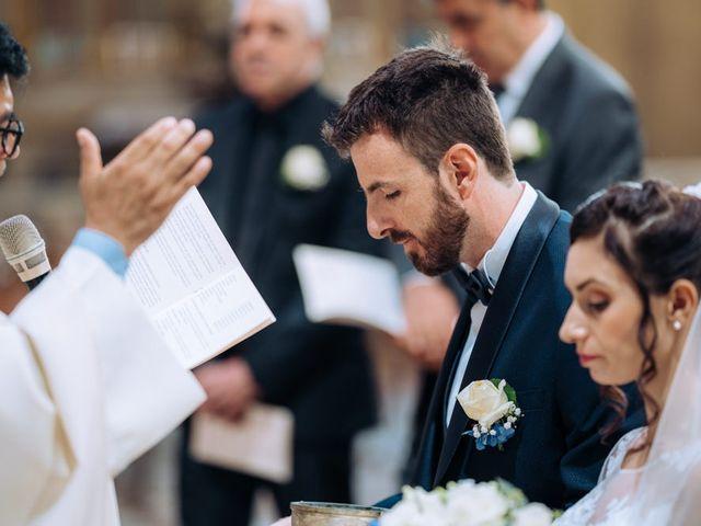 Il matrimonio di Stefano e Mariangela a Cantù, Como 34