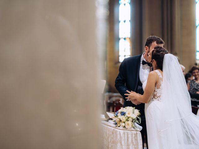 Il matrimonio di Stefano e Mariangela a Cantù, Como 36
