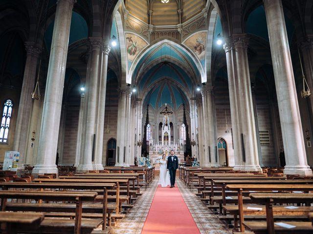 Il matrimonio di Stefano e Mariangela a Cantù, Como 38