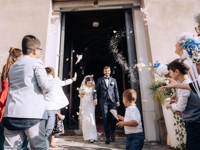 Il matrimonio di Stefano e Mariangela a Cantù, Como 40