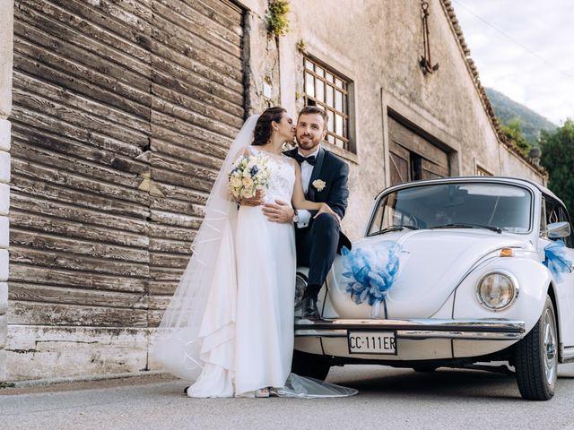Il matrimonio di Stefano e Mariangela a Cantù, Como 43