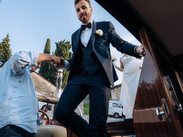 Il matrimonio di Stefano e Mariangela a Cantù, Como 44