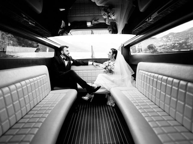 Il matrimonio di Stefano e Mariangela a Cantù, Como 45