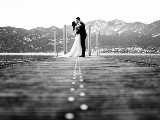 Il matrimonio di Stefano e Mariangela a Cantù, Como 54