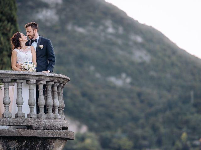 Il matrimonio di Stefano e Mariangela a Cantù, Como 56