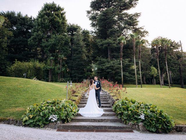 Il matrimonio di Stefano e Mariangela a Cantù, Como 57