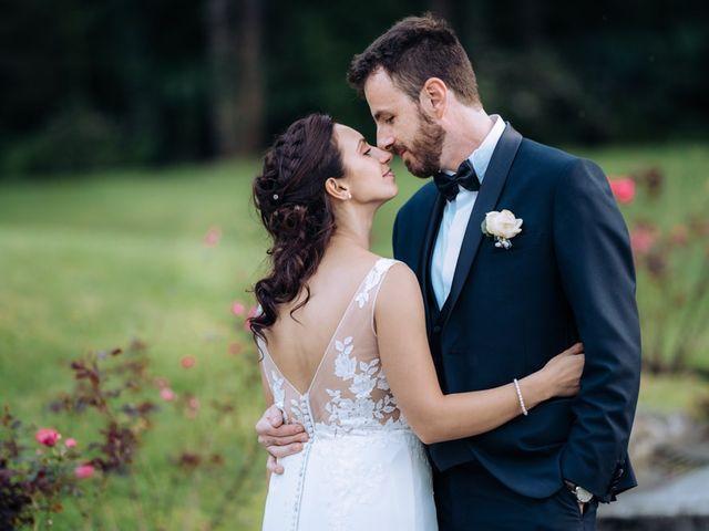 Il matrimonio di Stefano e Mariangela a Cantù, Como 58