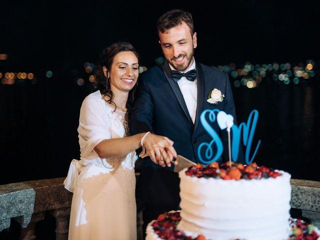 Il matrimonio di Stefano e Mariangela a Cantù, Como 64