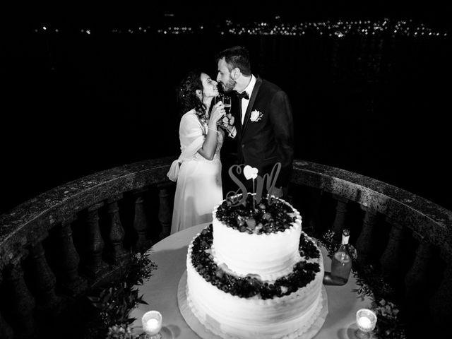Il matrimonio di Stefano e Mariangela a Cantù, Como 67