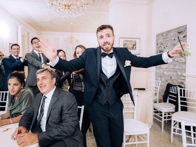 Il matrimonio di Stefano e Mariangela a Cantù, Como 73