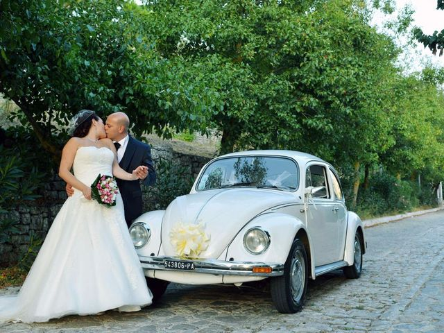Il matrimonio di Cristian e Anna Lia  a Prizzi, Palermo 4