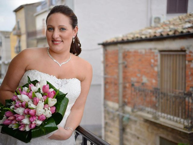 Il matrimonio di Cristian e Anna Lia  a Prizzi, Palermo 5