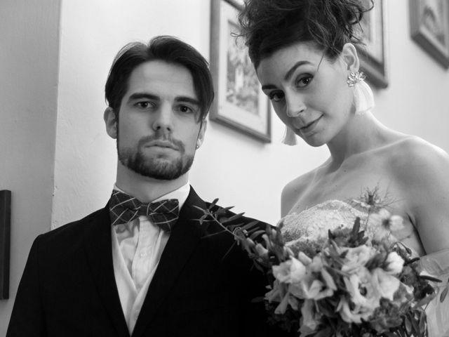 Le nozze di Rachel e Kevin
