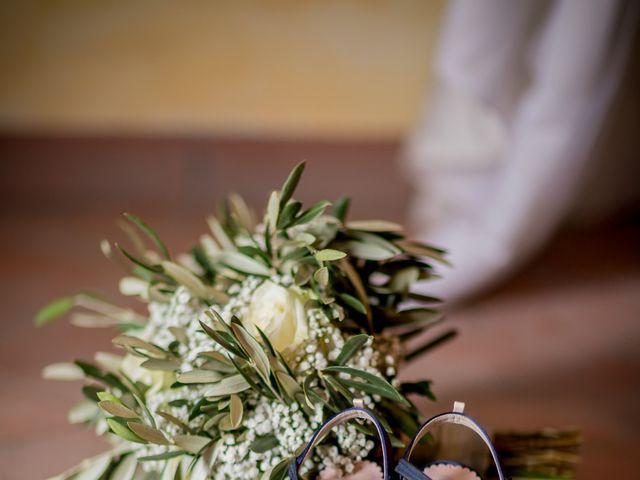 Il matrimonio di Tom e Irma a Montaione, Firenze 3
